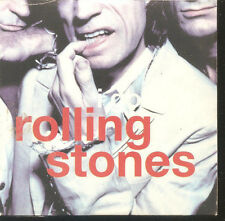 """ROLLING STONES """"I GO WILD"""" 4 track cardsleeve cd South Africa"""