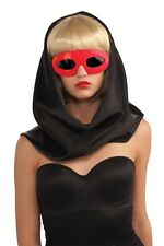 FANCY DRESS ~ OFFICIAL LADY GAGA RED GLASSES