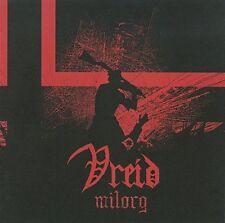VREID Milorg  (CD, Oct-2009, The End) NEW SEALED + TRACKING!!