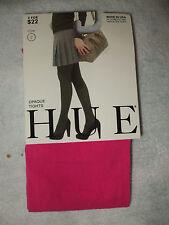 NEW Hue 4689 Opaque Tights GYPSY ROSE Non-Control Top sz 2 $13.50