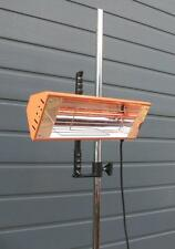 Infra Red Paint Curing Lamp & Stand 1000w - Smart Repair