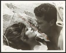 "1966 James Garner Katharine Ross ""Mr Buddwing 8x10 Photo TV MGM Logo Hollywood"