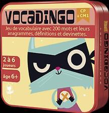 Vocadingo CP-CM1 - Asmodée - Cocktail Games  - Jeu Neuf