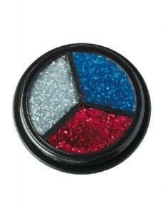 Glitter Roller Rolling Stick Schminke Farbe Body Glitzer Glimmer Glitterfarbe