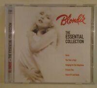 BLONDIE ~ The Essential Collection ~ CD ALBUM