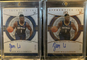 🔥GUARANTEED ZION WILLIAMSON or JA MORANT RC EVERY PACK + AUTO + 3 HITS psa bgs
