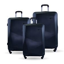 3pc Luggage Suitcase Set TSA Travel Carry On Bag Hard Case Lightweight