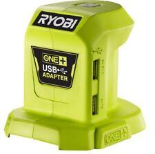Ryobi 18V ONE+ USB Power Adapter-Skin Only