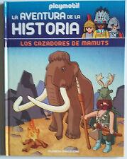 Prehistoria, Libro nº 1 de la coleccion, Playmobil La Aventura de la Historia