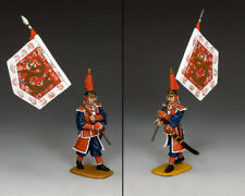 KING & COUNTRY IMPERIAL CHINA IC066 CHINESE MARCHING FLAG BEARER MIB