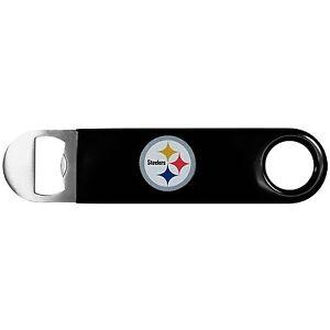 Pittsburgh Steelers NFL Bottle Opener, Barware Kitchen Tailgating