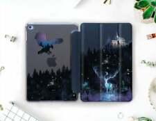 Harry Potter Patronum iPad Pro 12.9 10.5 9.7 2018 Smart Case iPad Mini 4 5 Air 3