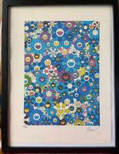 Takashi Murakami Print Signée et numérotée + certificat