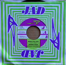 JOHNNY NASH - LOVE AND PEACE b/w PEOPLE IN LOVE - JAD 45
