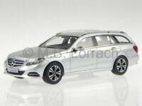 Mercedes S212 E-Class T-Model Avantgarde 13 silv diecast model car1/43