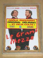 DVD RARE / LE GRAND MEZZE / EDOUARD BAER, FRANCOIS ROLLIN / NEUF SOUS CELLO