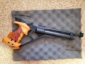 Baikal IZH 46 10 Meters Competition Pellet Pistol Very Rare Original 1994