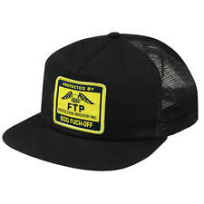 FTP FUCKTHEPOPULATION Protection Trucker Hat - Black