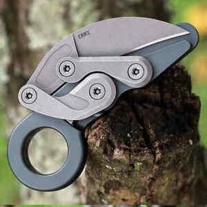 Couteau CRKT Compact Provoke Kinematic Lame Acier D2 Manche Aluminium CR4045