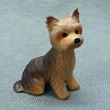 Miniatureplanet Figure; Dog: Yorkshire Terrier