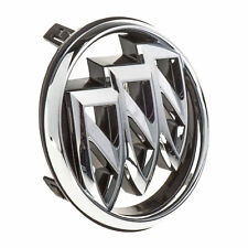 OEM NEW Front Bumper Grille Buick Emblem Badge Chrome 10-13 LaCrosse 20845245