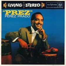"""PEREZ PRADO - """"PREZ"""" (1995 latin jazz cd)"""