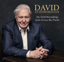 David Attenborough : My Field Recordings from Across the Planet CD (2018)