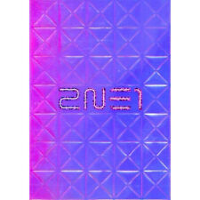 2NE1-[TO ANYONE] 1st Album CD + Booklet K-POP Sealed YG