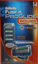 14 Gillette Proglide Power Razor Blades Refill Cartridge Fit Flexball Shaver 4 8