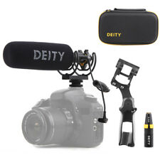 Deity V-Mic D3 Pro Kit Super-Cardioid Directional Shotgun Microphone Shock Mount