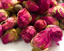 Dried Red Rose Buds Resin Tea making Bath Bomb Candle Soap Wedding Confetti
