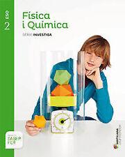 (CAT).(15).FISICA I QUIMICA 2N.ESO (SABER FER). ENVÍO URGENTE (ESPAÑA)