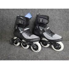 Powerslide 510034 Swell Lite Black 100 Inline Skates Mens Size 7/7.5