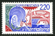 France 2136, MNH. Thermal Springs, 1988