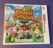 Animal Crossing New Leaf [ First Print White Case ] (3DS) NEW