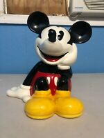 Treasure Craft Disney Mickey Mouse COLLECTIBLE CERAMIC Cookie Jar