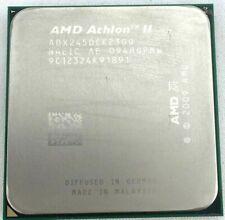 AMD Athlon II X2 245 ADX2450CK23GQ CPU Socket AM3 Dual Core 2.9GHz Desktop PC