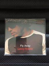 LENNY KRAVITZ FLY AWAY CD SINGLE PEUGEOT 206 AD
