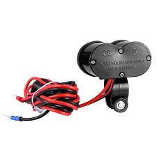 Etanche  Moteur électrique vélo Téléphone Portable Multi-chargeur allume-cigare