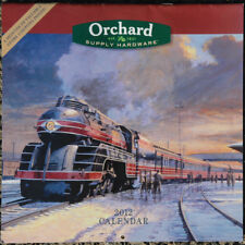 OSH (Orchard Supply Hardware) 2012 Calendar, art work of John Winfield