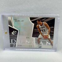Tim Duncan Upper Deck Spx San Antonio Spurs #76 2003-04 MINT