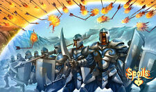 1x The Spoils Playmat - Barrier of Benevolance
