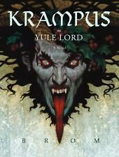 Krampus: The Yule Lord by Brom