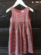 Designer ROOM SEVEN Pinafore Classic Dress 6 years Rrp £49!