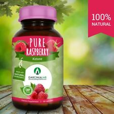 Raspberry Keytone Weight Loss Supplement 100% Pure Extract USA Made Official GMP