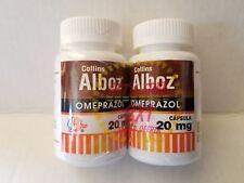 OTC OMEPRAZOLE 20MG ( 240 CAPSULES) ACID REDUCER, HEARTBURN ( 4 Bottles )