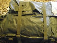 Military Rucksack back pack size medium military surplus high quality vintage