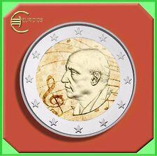 "2 Euro Gedenkmünze Griechenland 2016 Farbe ""Mitropoulos"", coloriert, Coin Coins"