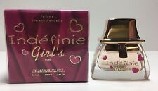 Indefinie Girl`s MINIATURE By Viviane Vendelle for Women EDP Spray DISCONTINUED