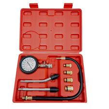 Cylinder Compression Gauge Tester,Gas Petrol Engine Gauge Kit For Car/Motor US
